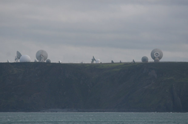 Goonhilly Earth Satellite station