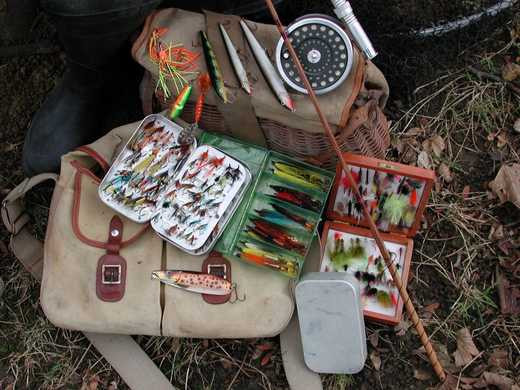 Fishing equipment and tackle