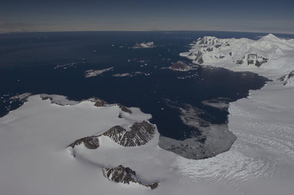 Ryder Bay, British Antarctic Territory